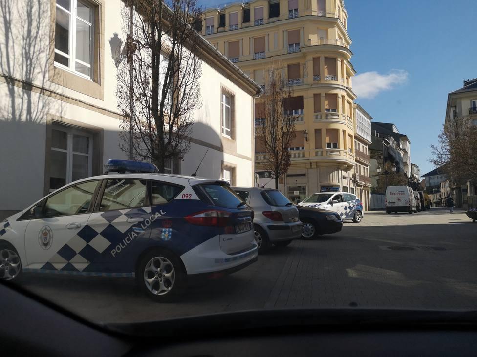 Expedientados tres policías de Lugo que no se presentaron al ser requeridos para para hacer refuerzos