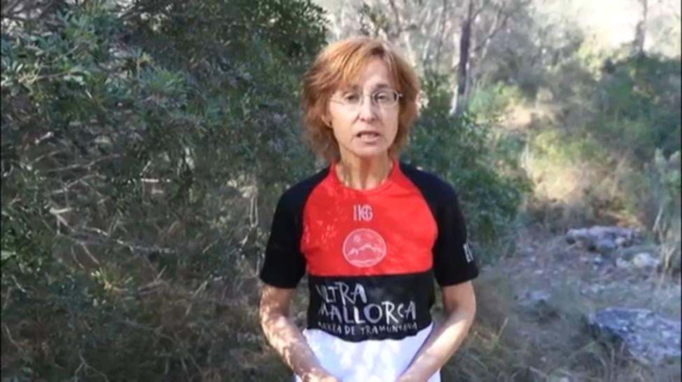 Recorrerá en 5 días los 110Km de la Serra de Tramuntana por la investigación contra el cáncer