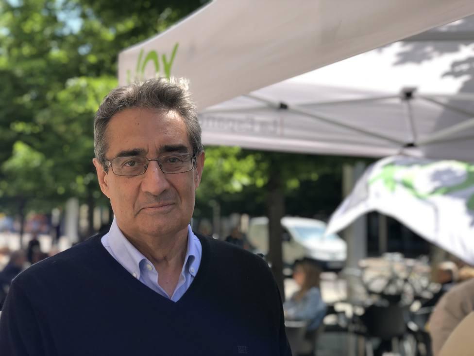 Vox reclama una negociación para apoyar a PP en Zaragoza y dice que siguen abiertos a alcanzar un acuerdo
