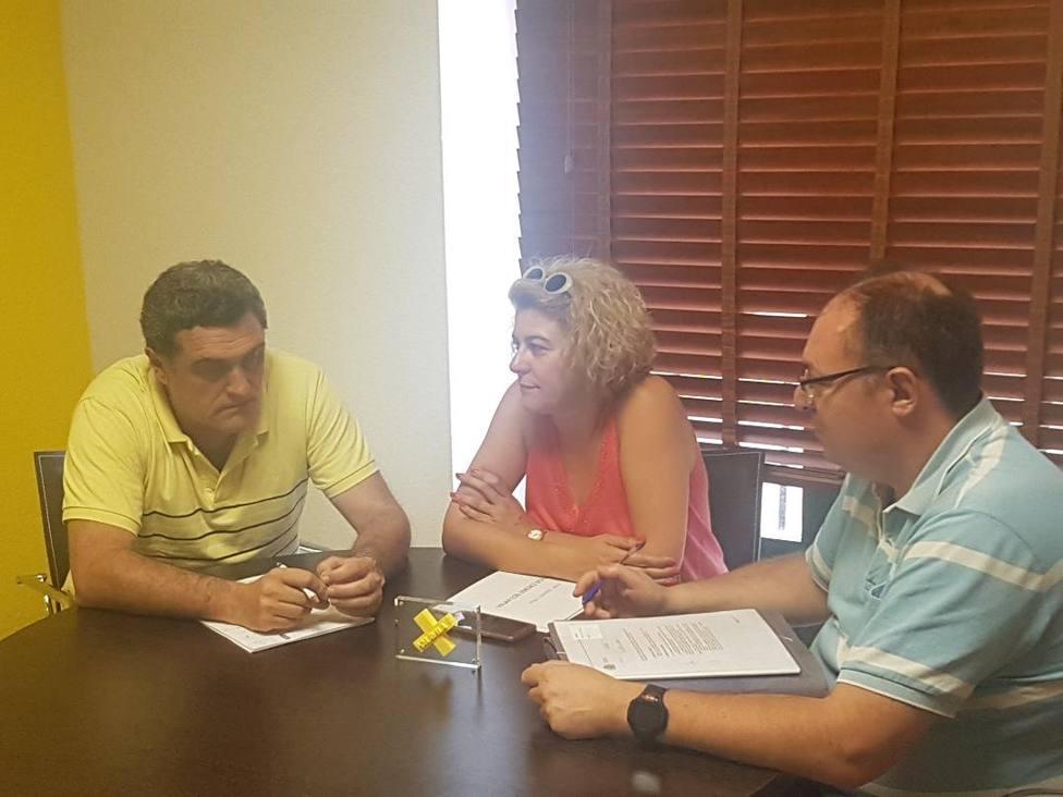 Reunión Por Ávila y Plataforma Abono E