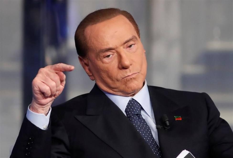 Berlusconi pide a la Liga pactar una coalición antes de elecciones en Italia