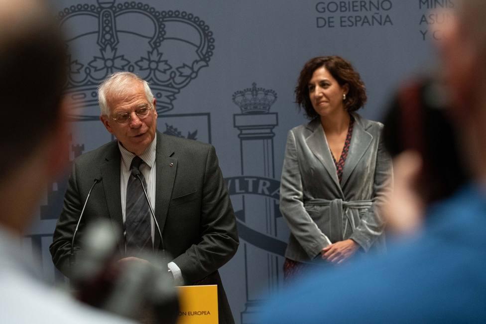 España Global detalla en un dosier de 70 páginas argumentos para combatir en el exterior las tesis del independentismo