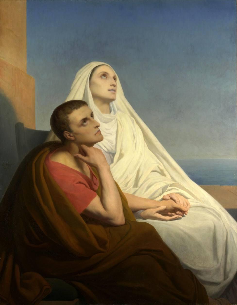 La historia de san Agustín: el doctor de la Iglesia que tuvo una juventud  rebelde - Santoral - COPE