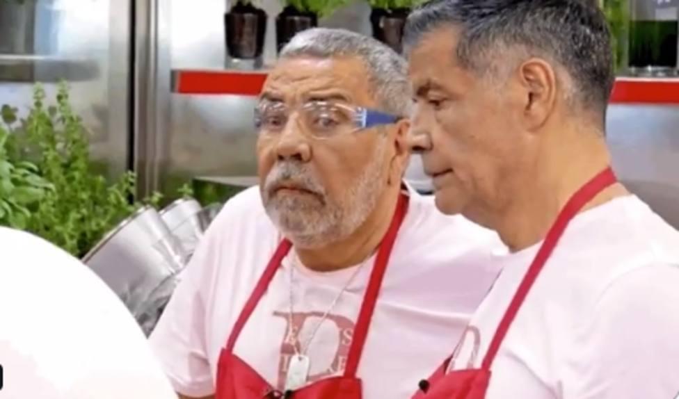 Tensión en el plató de Masterchef tras el reproche de Tamara Falcó a Los Chunguitos por su ensalada
