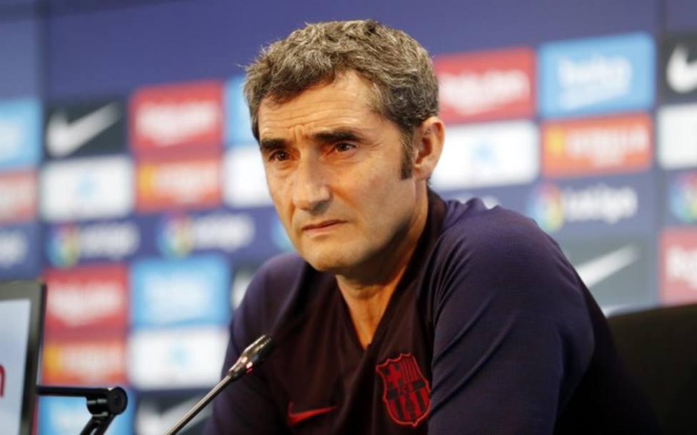 Valverde, sobre las palabras de Messi: Se expresó de manera natural y no hay que darle importancia