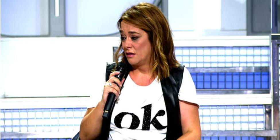La 'fake news' de María Teresa Campos que ha hecho llorar a Toñi Moreno