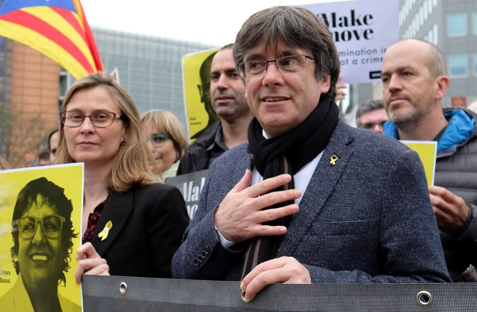 El mensaje de Carles Puigdemont que vuelve del pasado para dejarlo en evidencia