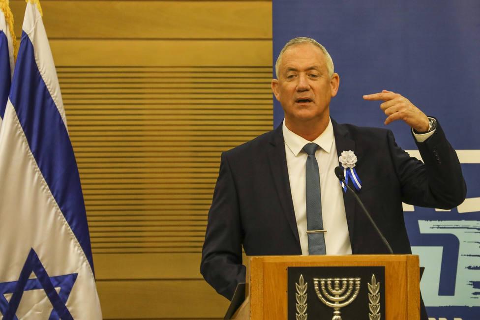 Benny Gantz tendrá 28 días para formar Gobierno en Israel tras el fracaso de Netanyahu