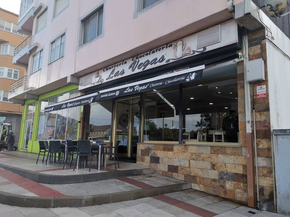 La churrería Las Vegas abrió recientemente sus puertas en el número 822 de la Carretera de Castilla, en Xuvia