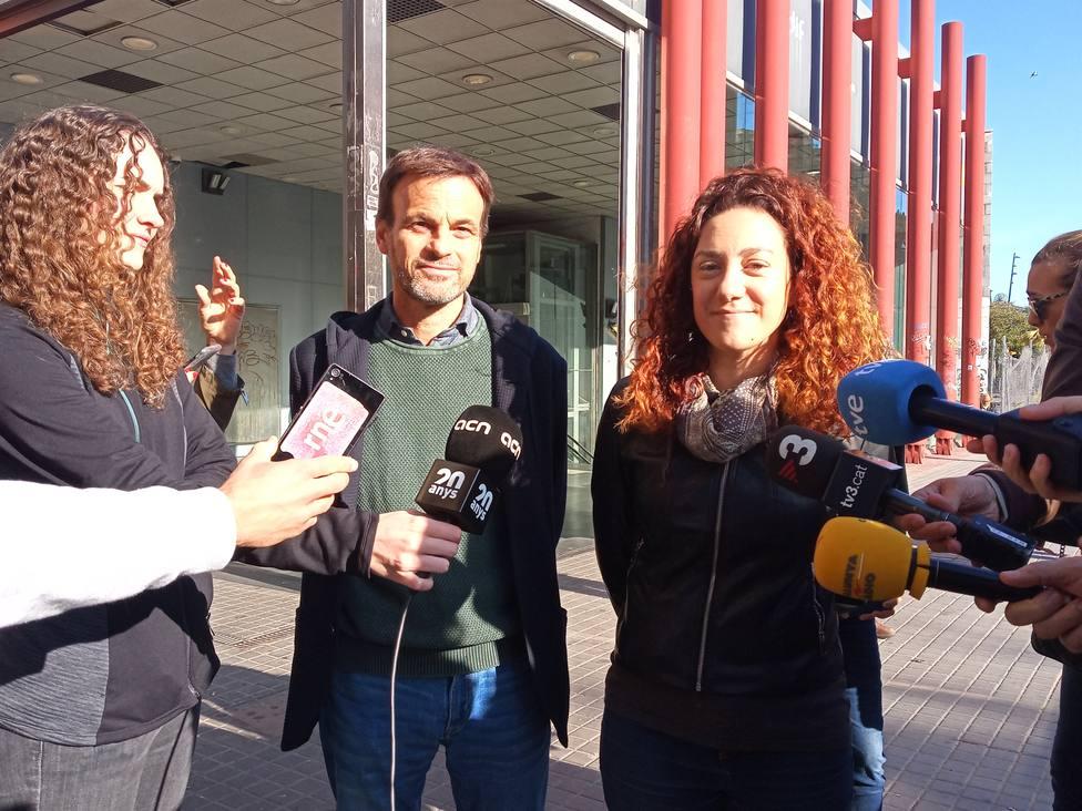 Asens (ECP) rechaza ilegalizar partidos pero plantea empezar por el PP si se abre el debate