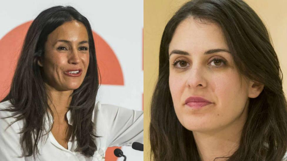 Begoña Villacís retrata a Rita Maestre por manipular esta noticia sobre los MENA