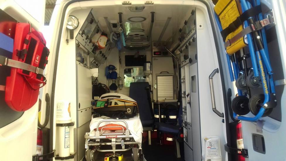 Trasladado a un hospital un apoderado de una mesa electoral de Oropesa (Castellón) tras sufrir convulsiones