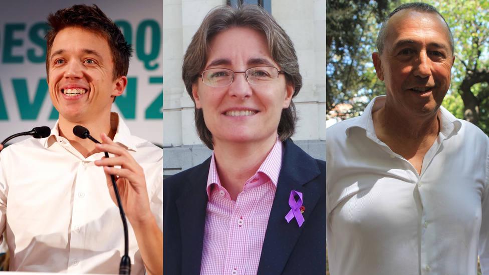Los nuevos diputados de Más País en su primera legislatura