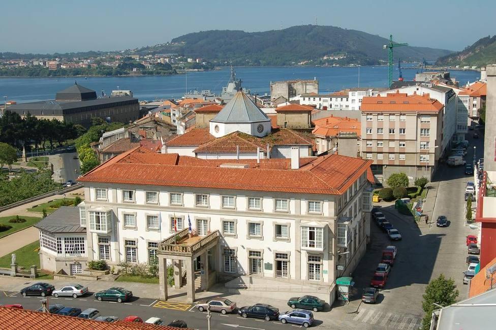 La cena benéfica tendrá lugar el sábado día 28 en el Parador de Turismo de Ferrol