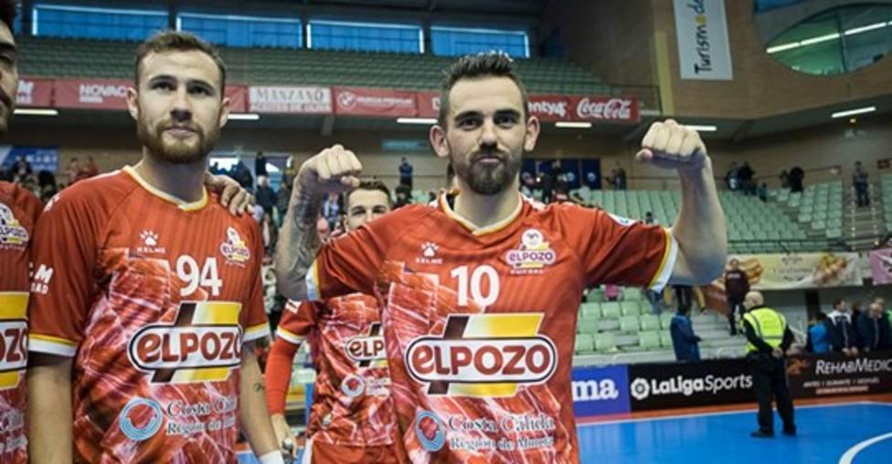 El Pozo Murcia FS tuvo que remontar ante Aspil