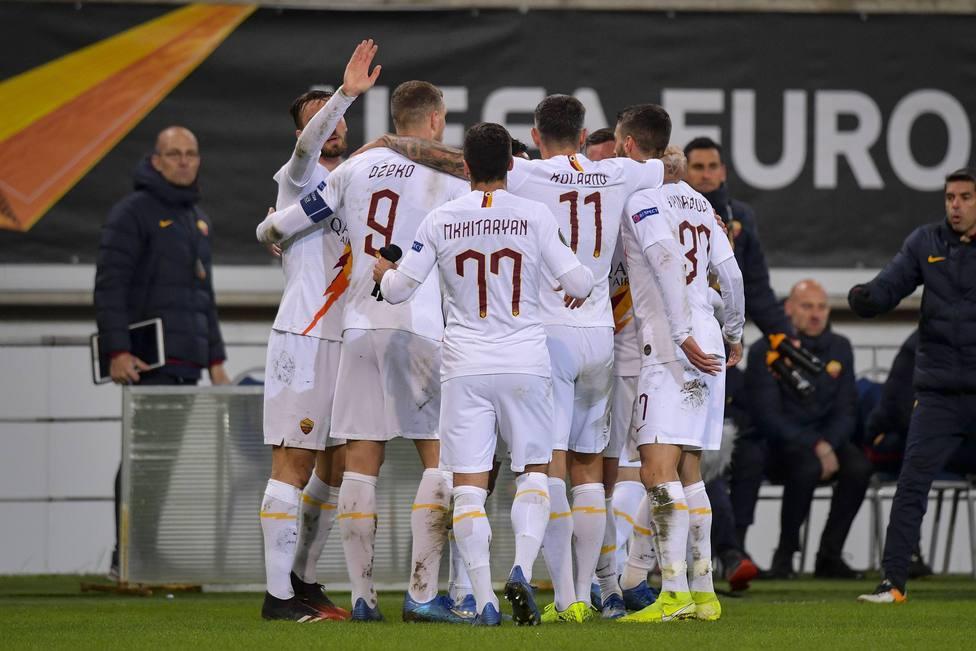 Gent vs Roma - Uefa Europa League 2019/2020