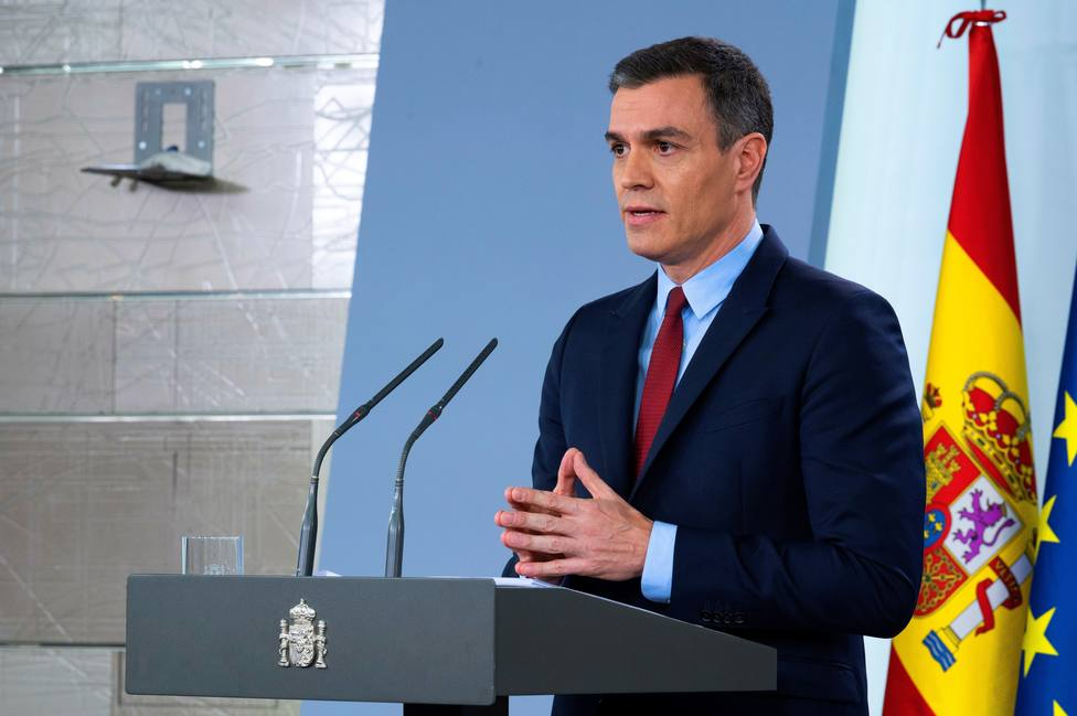 Sánchez propone una cumbre extraordinaria del G20 para abordar la crisis del coronavirus