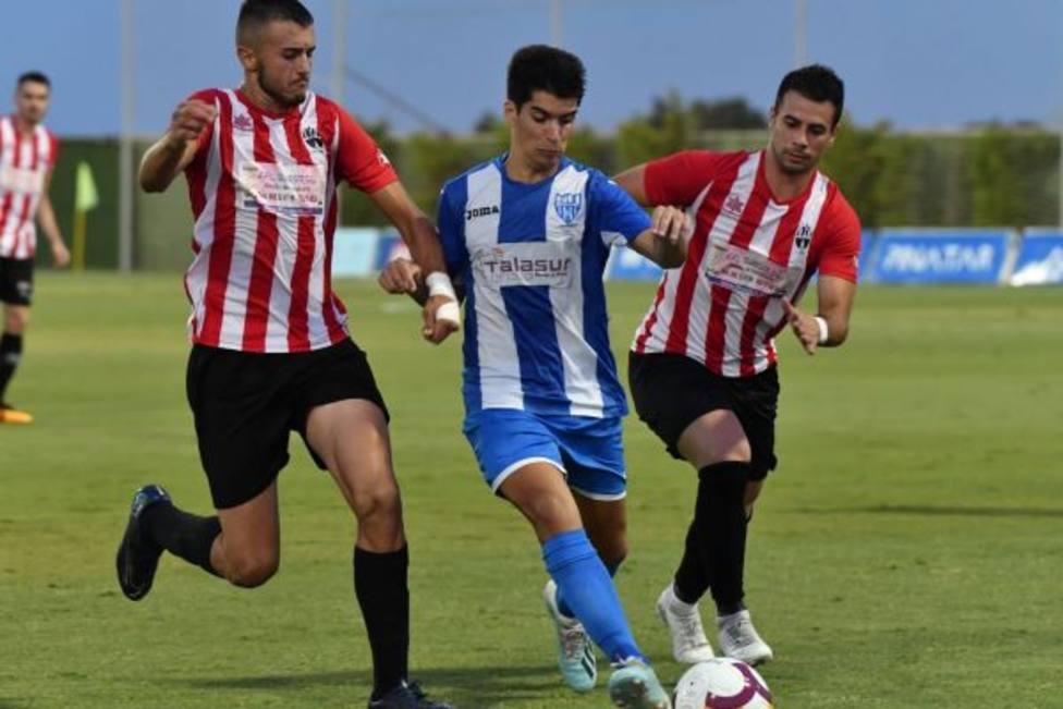 La Unión y el Algar empataron en la segunda semifinal