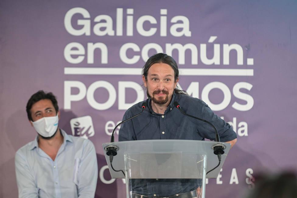 Podemos defiende que Pablo Iglesias no es el responsable del desplome en Galicia