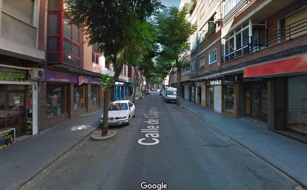 Calle Calatrava de Ciudad Real