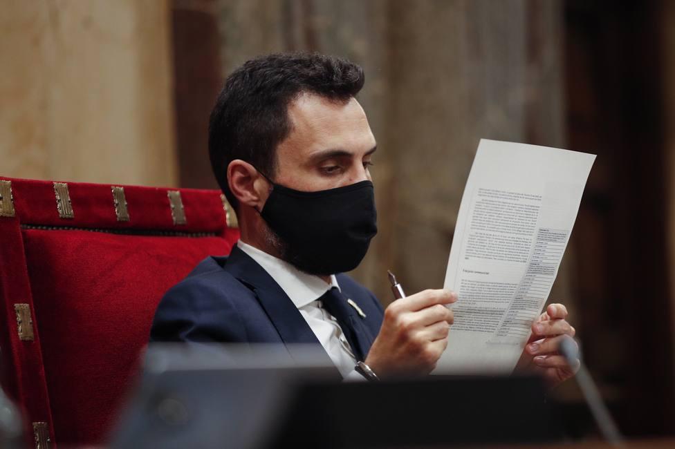 Empieza el plazo de 10 días para que Torrent busque candidato a la investidura para presidir Cataluña