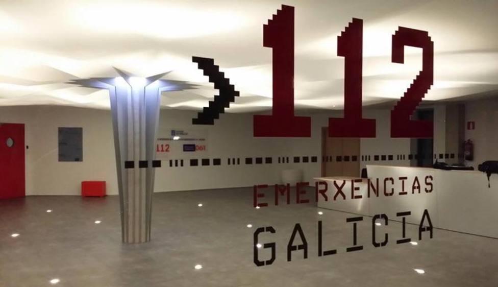 112 Galicia
