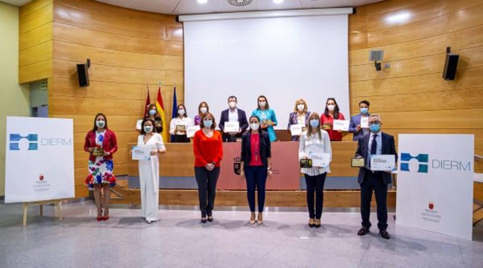 Nueve empresas reciben el primer Distintivo de Igualdad de la Región de Murcia