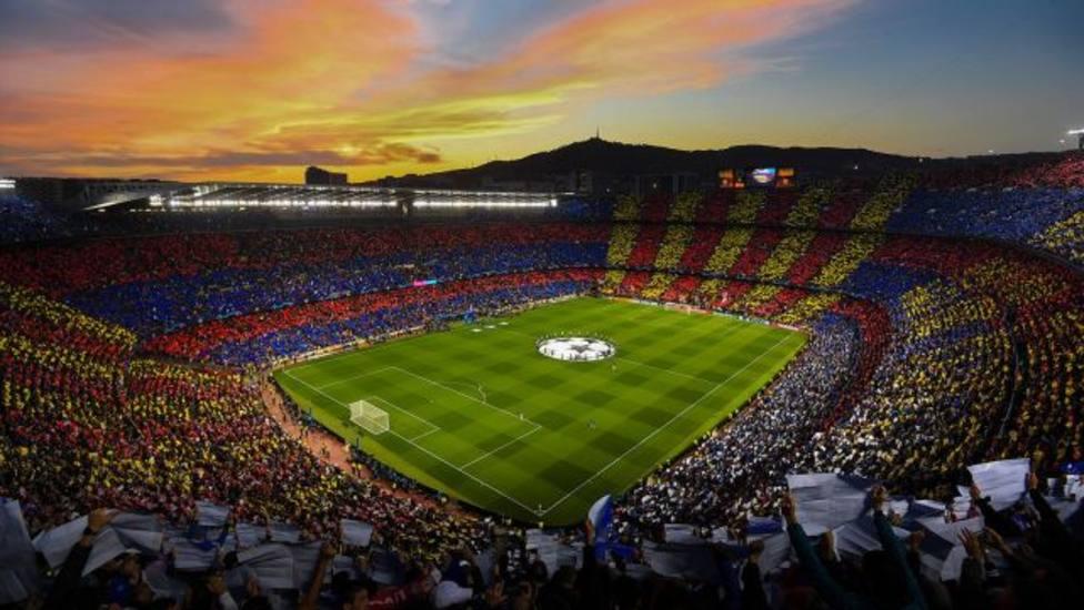 El Barça presenta un protocolo para llevar público al Camp Nou pero todavía no para el referendum