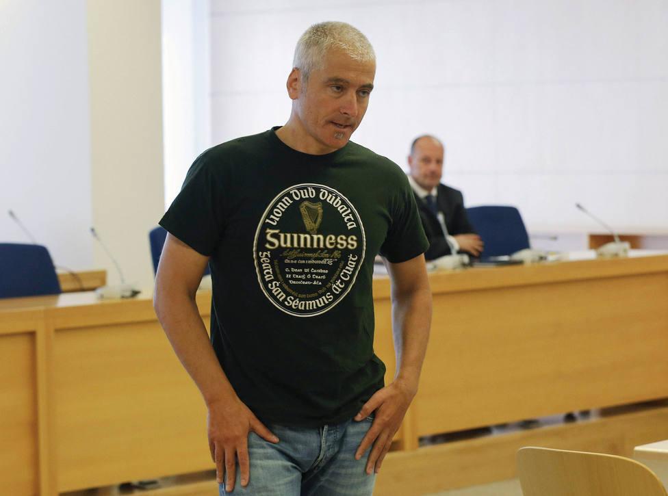 Txapote, el asesino de Miguel Ángel Blanco, abandona el módulo de aislamiento de la cárcel de Huelva