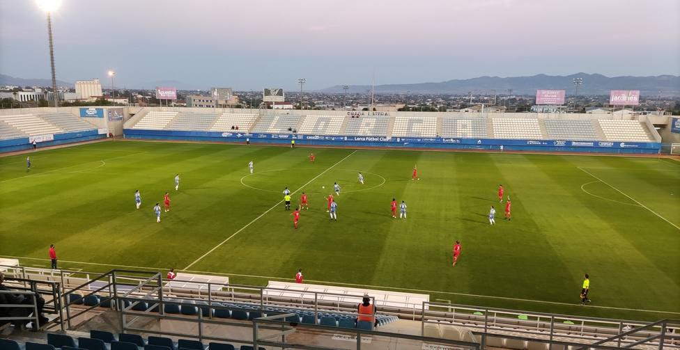 El Lorca FC suma un punto que sabe a poco