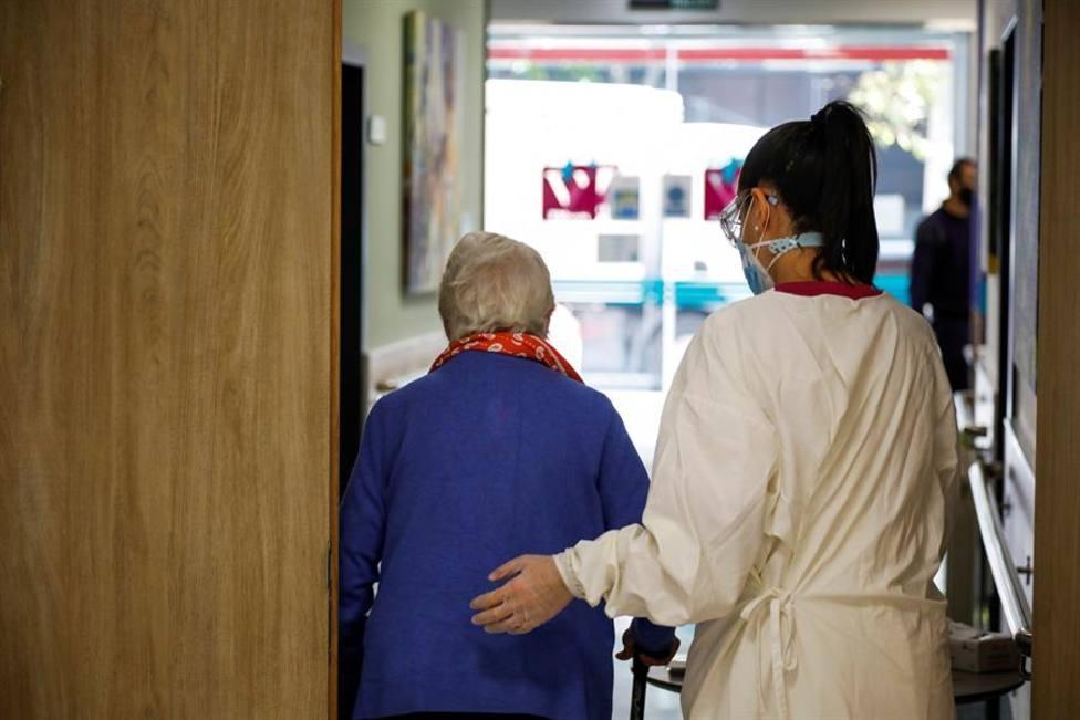 Las residencias de ancianos siguen siendo foco de contagios de coronavirus