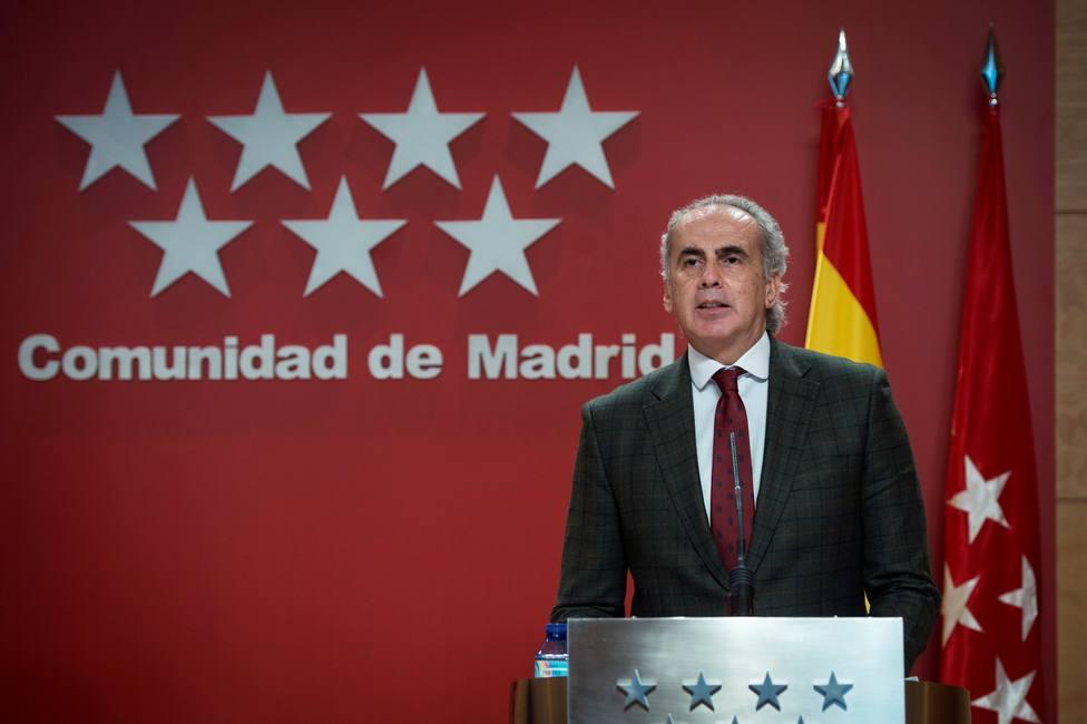 Madrid presentará a la mayor brevedad posible su plan para hacer test de covid-19 en las farmacias