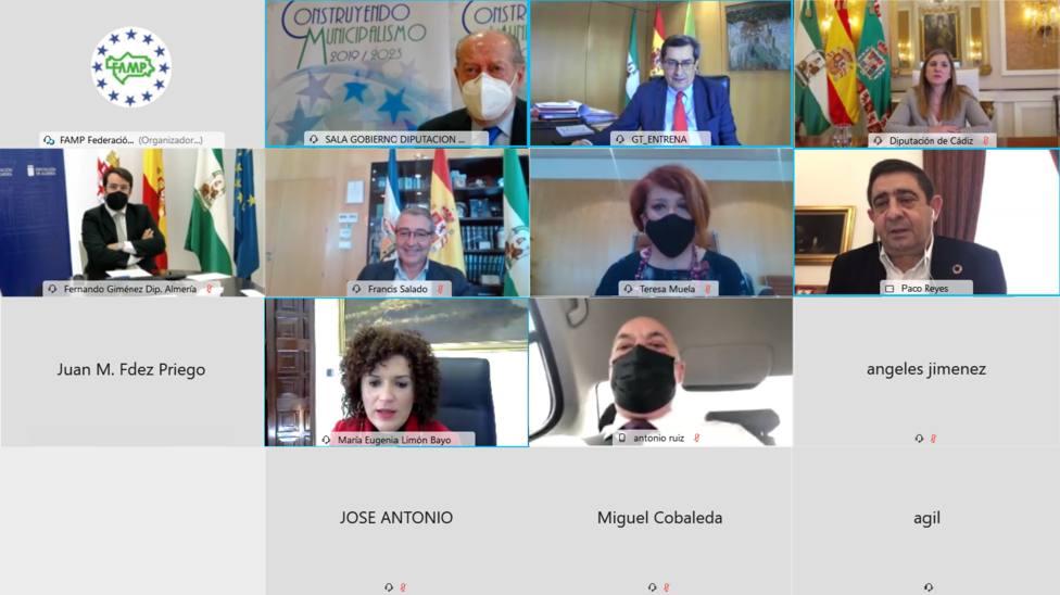 FAMP aprueba el repositorio de los proyectos de reconstrucción que presentará a la Junta de Andalucía