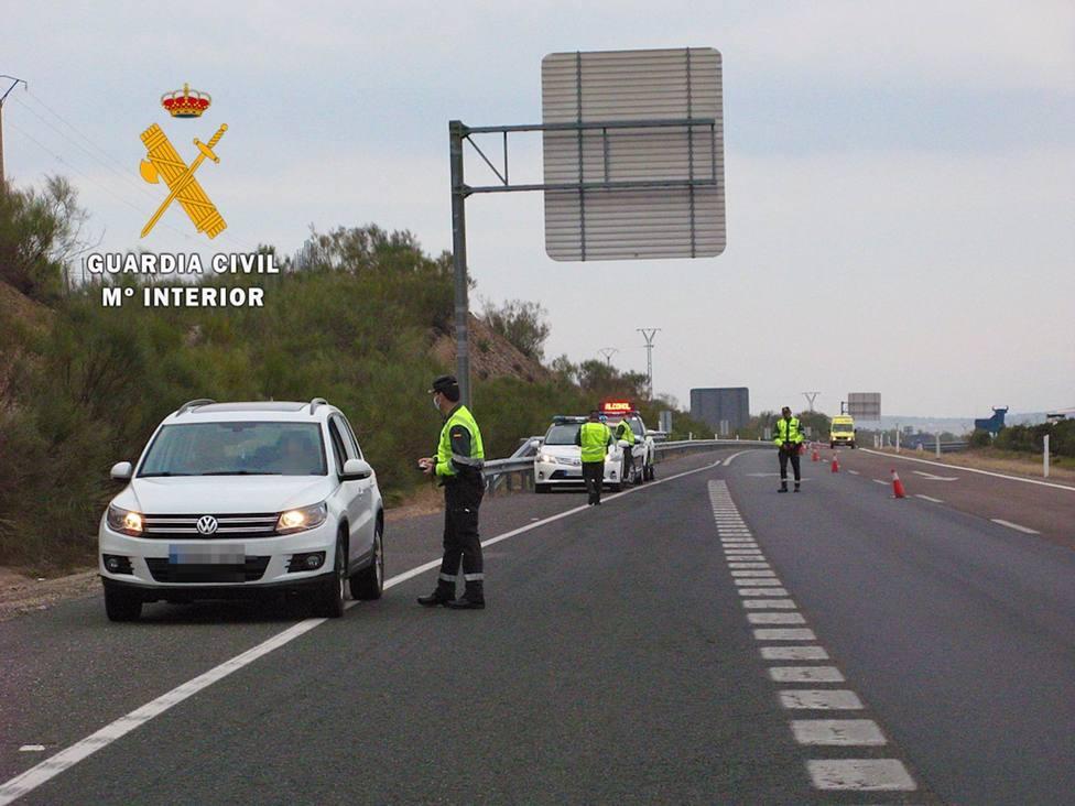 [Badajoz] Nota De Prensa Por Un Supuesto Delito De Conducción Temeraria (Conducción En Sentido Contrario).