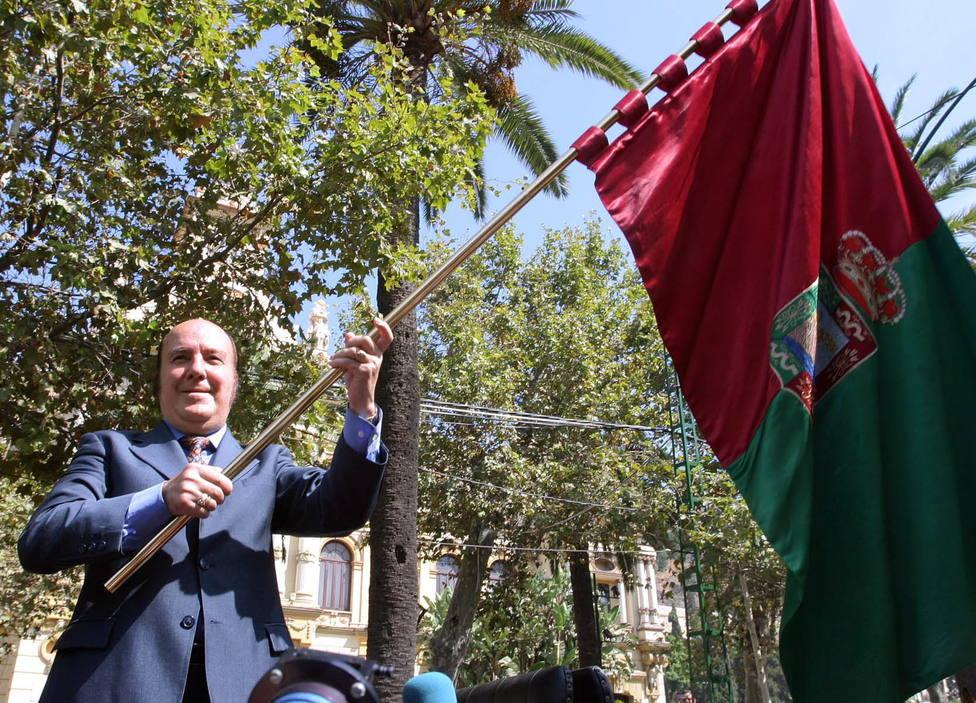 Chiquito de la Calzada tendrá una escultura de bronce de dos metros en Málaga
