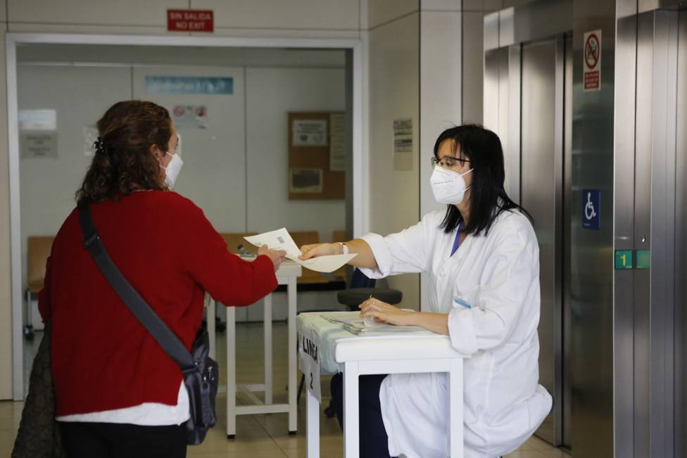 COVID. Coronavirus. Centro de Salud