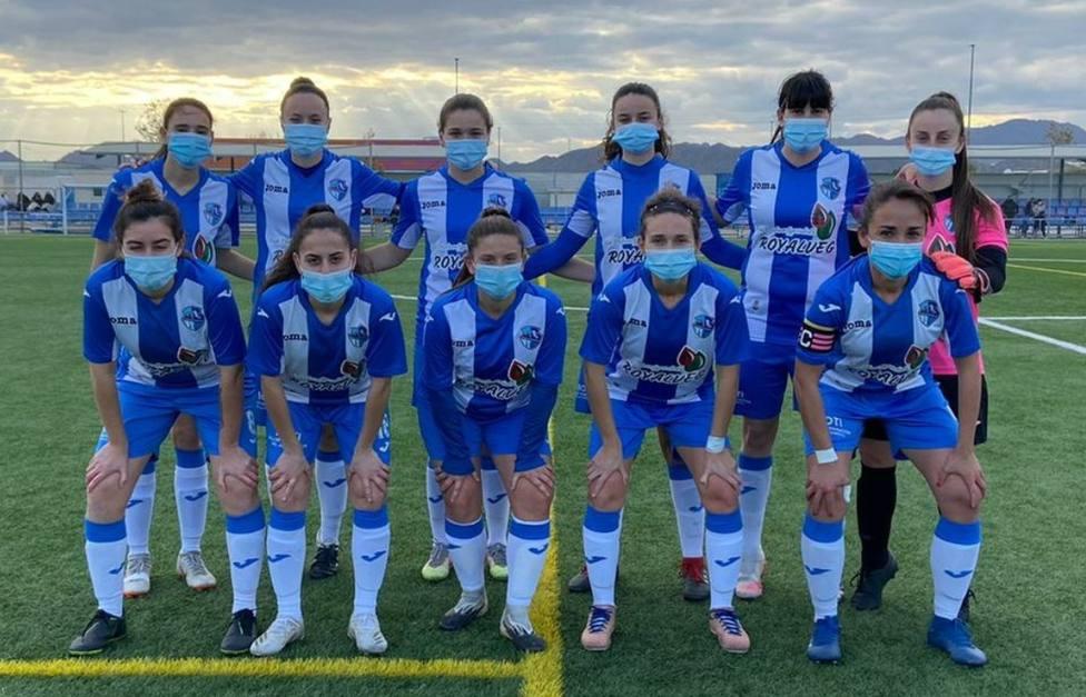 La UD Águilas Femenina gana 1-7 a Alquerías.
