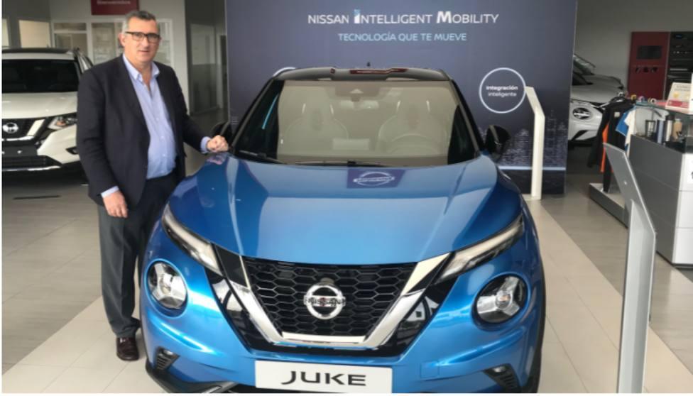 El concesionario de Nissan Automocion S.L. tendrá en exposición el nuevo Qashqai entre los días 4 y 8 de mayo