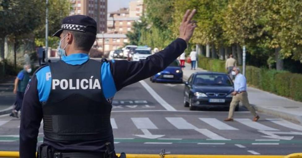 Prohibido circular a más de 30 km/h en el 80 por ciento de las calles de Valladolid