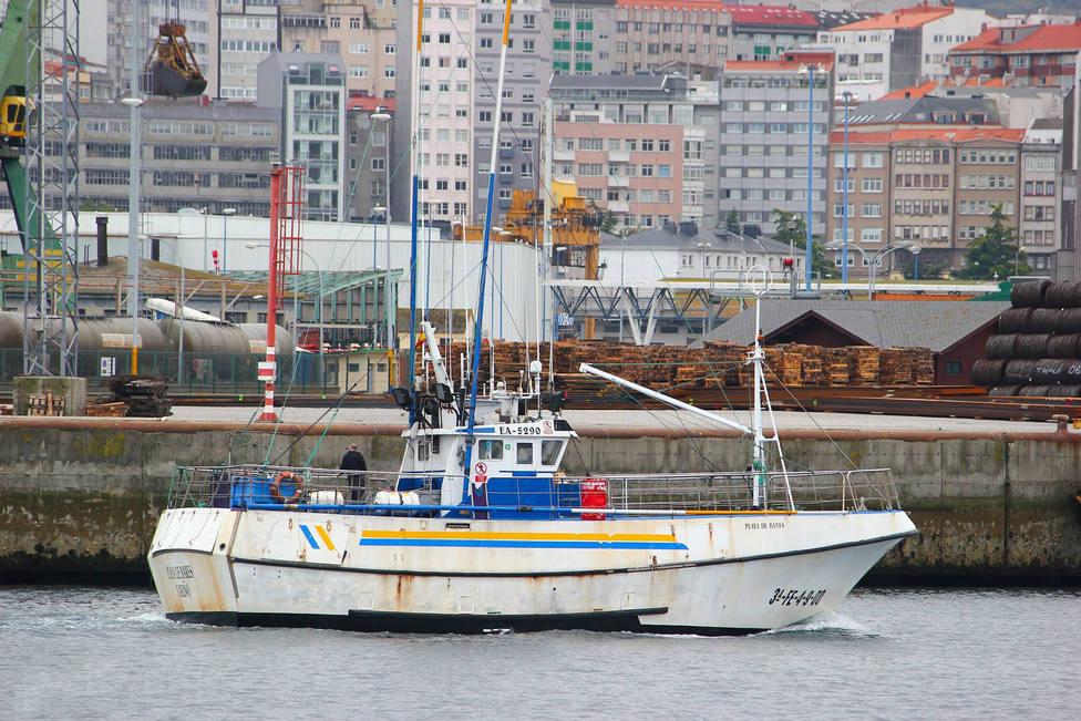 Foto de archivo del buque Playa de Bares, con base en Cariño - FOTO: Jose R. Montero
