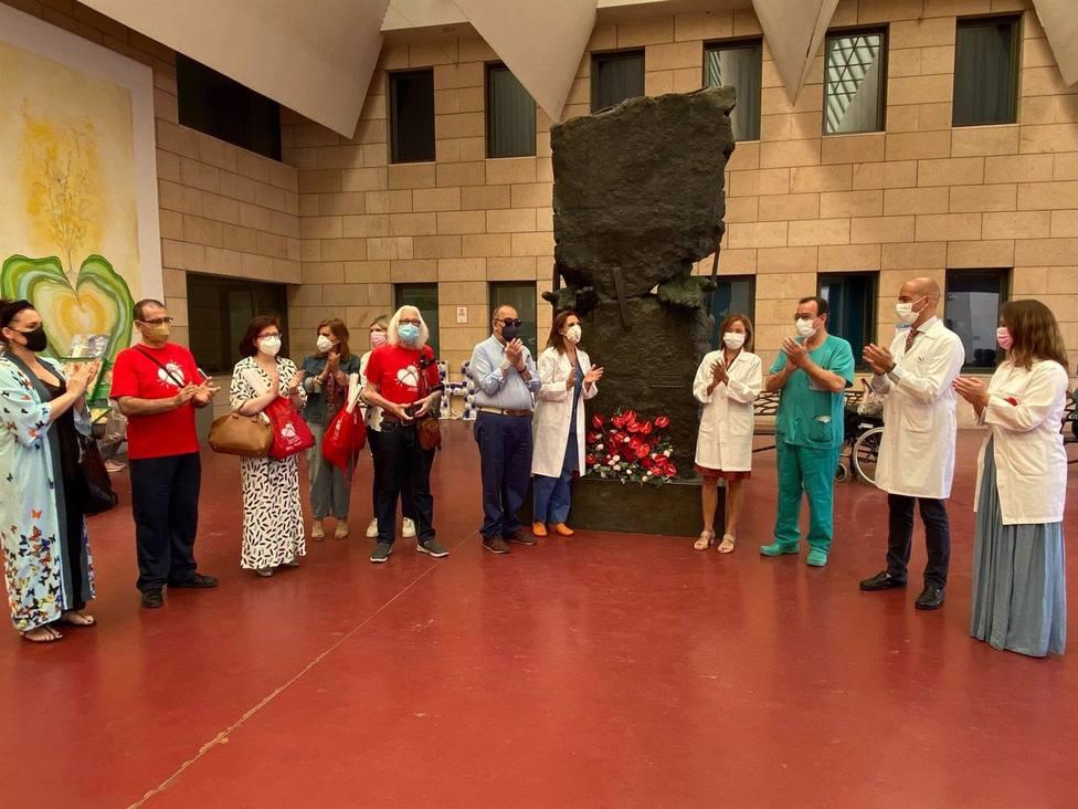 El Hospital Reina Sofía incrementa un 83% el total de donantes en los primeros cinco meses