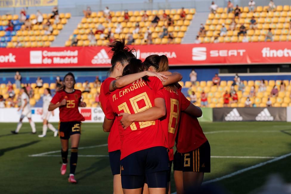 España vs Bélgica