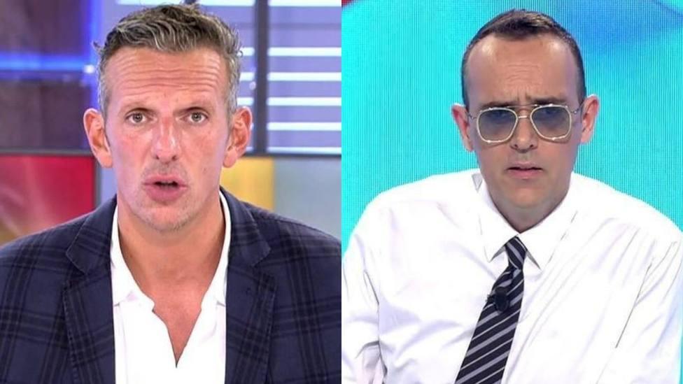 Joaquín Prat y Risto Mejide