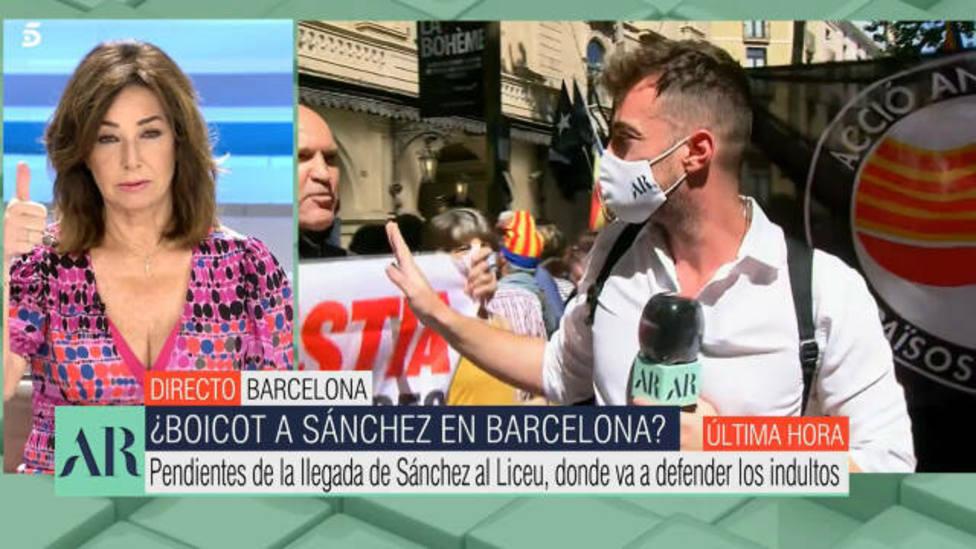 Ana Rosa Quintana en Telecinco