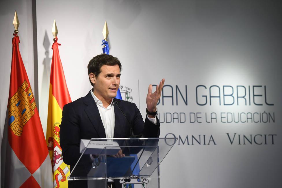 El expresidente de Ciudadanos inaugura el curso de verano Prensa y Poder de los Hermanos Gabrielistas de La Aguilera