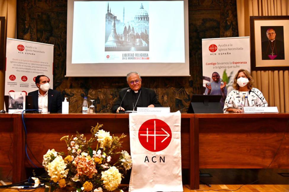 Un informe de ACN avisa que el 67% de la población vive en países con violaciones a la libertad religiosa