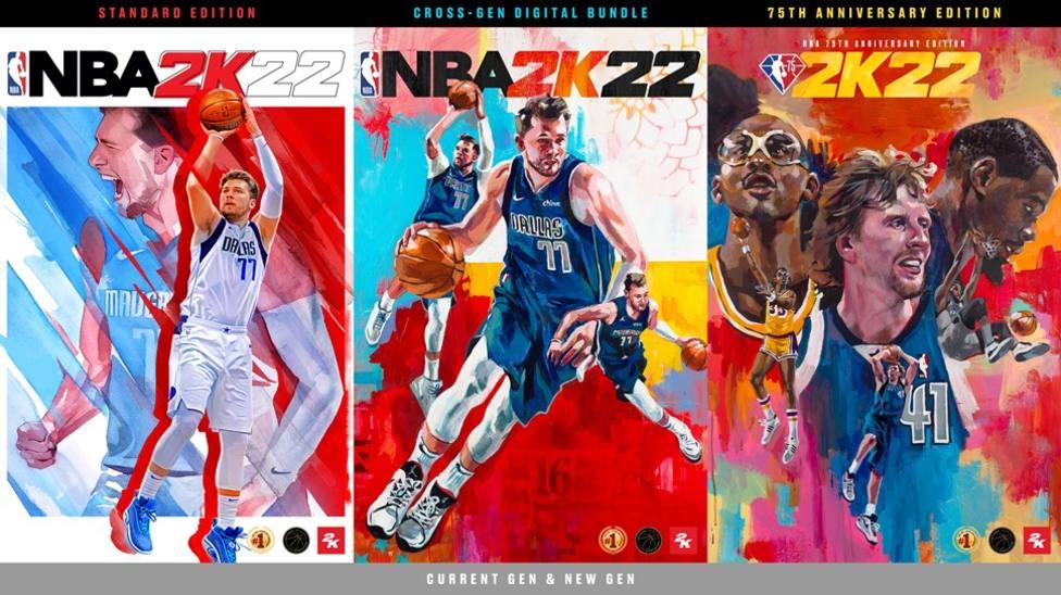 NBA 2K22 ya está disponible en España para PlayStation, Xbox, Nintendo Switch y PC