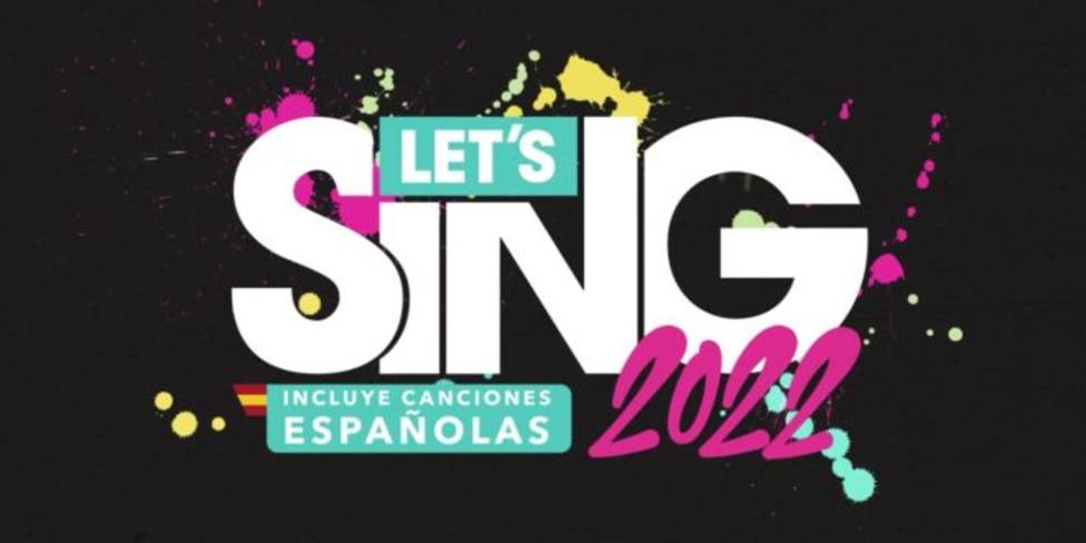 Anunciado Let's Sing 2022 Incluye Canciones Españolas