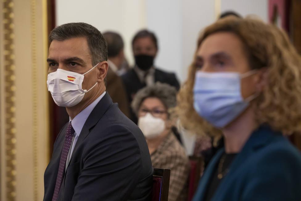 El papel de Moncloa en la pandemia, de nuevo en duda por posible inconstitucionalidad del cierre del Congreso