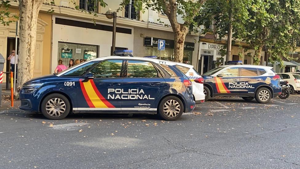 Cinco detenidos por la presunta comisión de varios delitos contra el patrimonio en Córdoba